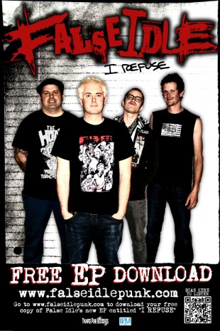 False Idle - I Refuse Poster (Download) sm